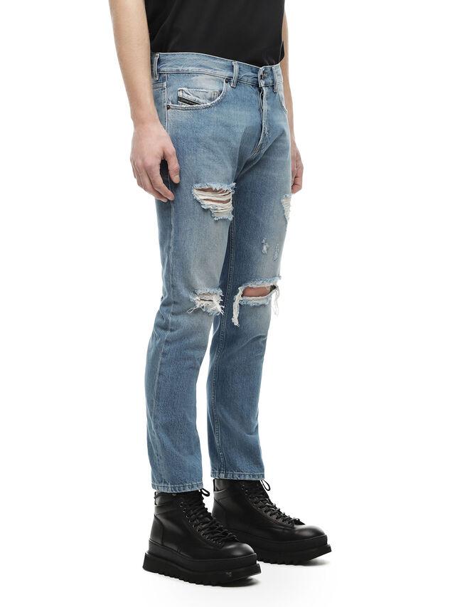 Diesel - TYPE-2813FS, Blue Jeans - Jeans - Image 3