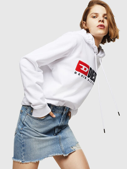 Diesel - F-GIR-HOOD-DIVISION-,  - Sweaters - Image 4
