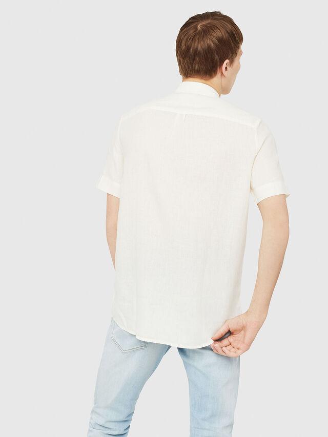 Diesel - S-KIRUMA, White - Shirts - Image 2