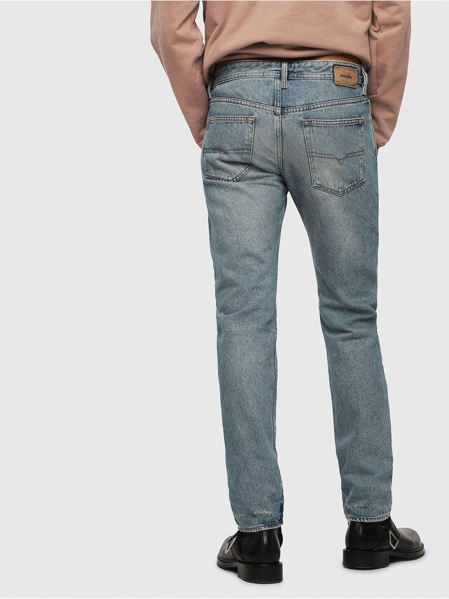 Diesel - Buster 0076I, Light Blue - Jeans - Image 2