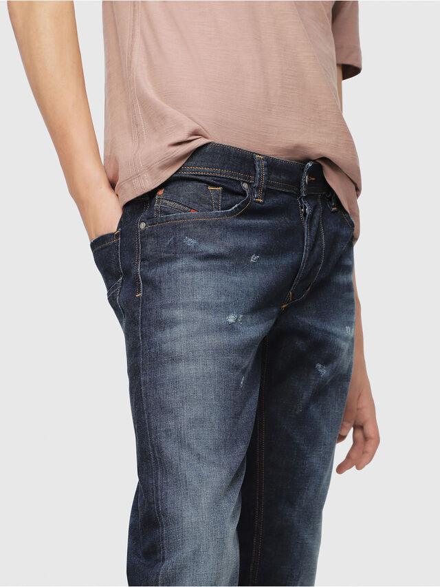 Diesel - Larkee 087AN, Medium blue - Jeans - Image 3