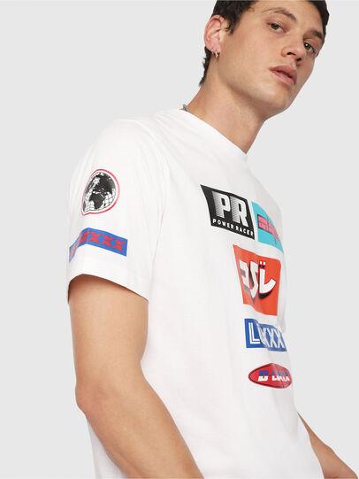 Diesel - T-JUST-YA,  - T-Shirts - Image 4