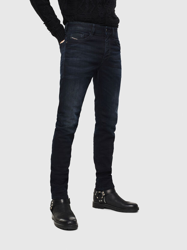 Thommer 084AY, Dark Blue - Jeans