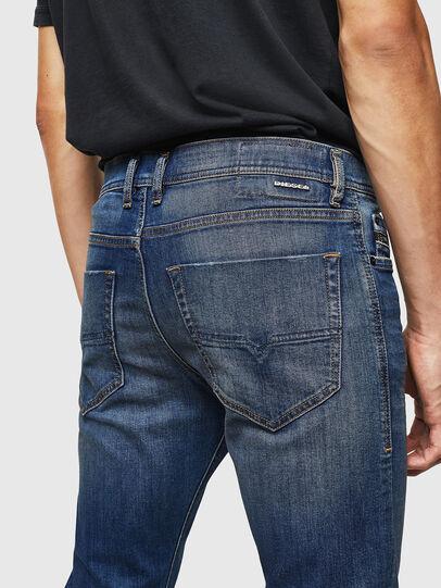 Diesel - Tepphar 087AW, Dark Blue - Jeans - Image 4