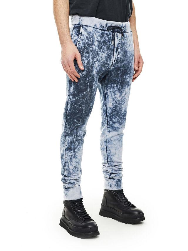 Diesel - PARAX, Blue/White - Pants - Image 4