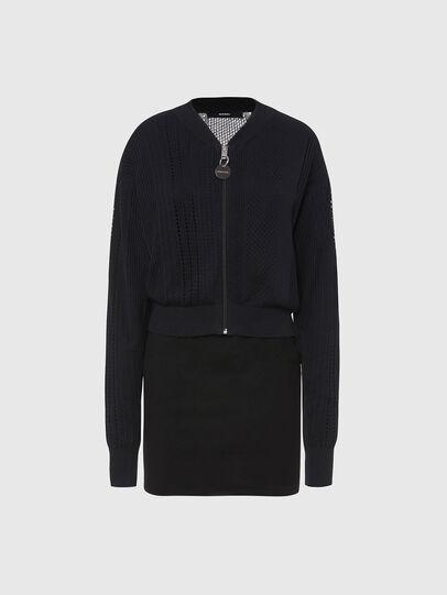 Diesel - M-ZELDA, Black - Knitwear - Image 1