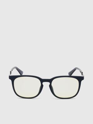 DL0311, Dark Blue - Sunglasses