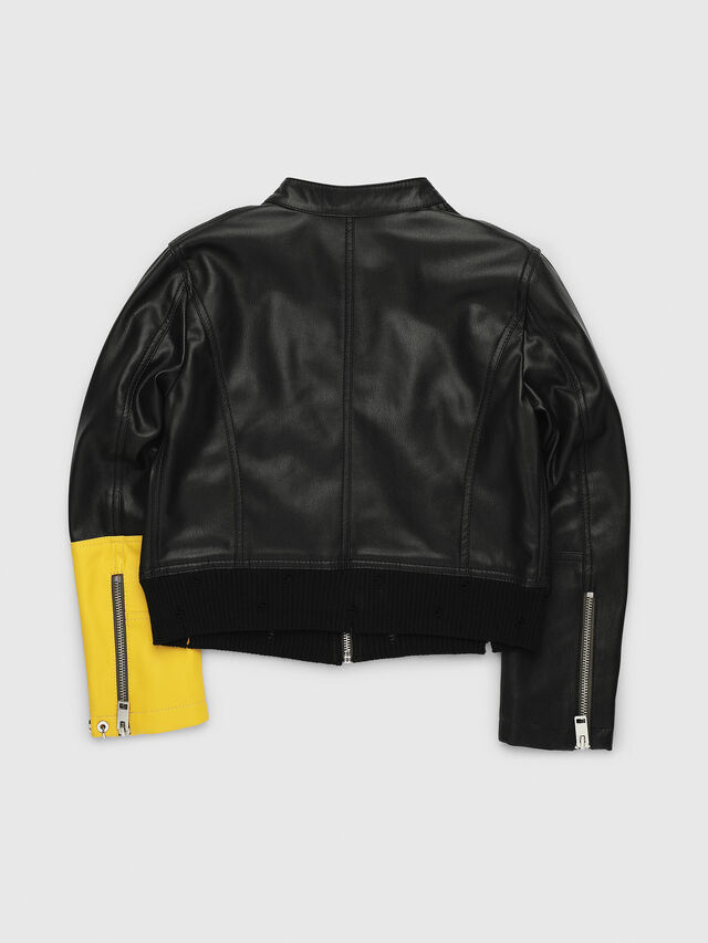 Diesel - JLLYSSA, Black/Yellow - Jackets - Image 2
