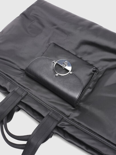 Diesel - BUNGY, Black - Shopping and Shoulder Bags - Image 5
