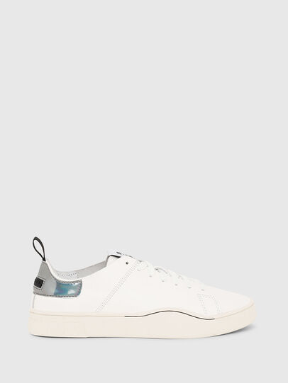 Diesel - S-CLEVER LS W, White/Grey - Sneakers - Image 1