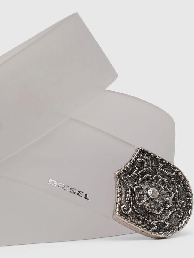 Diesel - B-TRITT, White - Belts - Image 2