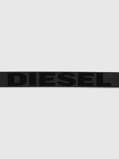 Diesel - BARBAR, Black - Belts - Image 3