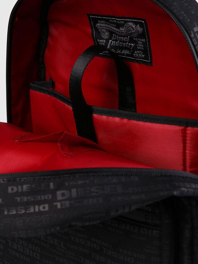 Diesel F-DISCOVER BACK, Black/Red - Backpacks - Image 6