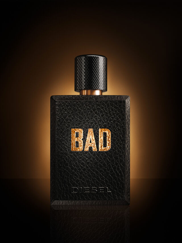 Diesel BAD 50ML, Opaque Black - Bad - Image 4