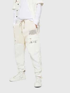 P-LUKK, White - Pants