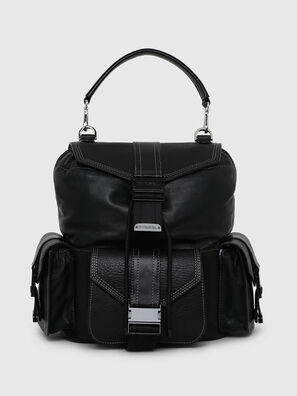 MISS-MATCH BACKPACK, Opaque Black - Backpacks