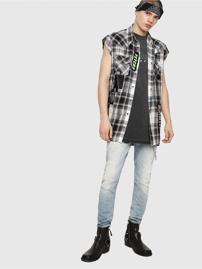 Diesel - S-EAST-LESS,  - Shirts - Image 6