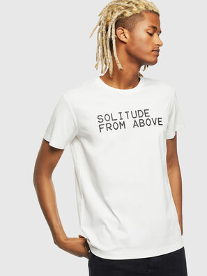 T-DIEGO-J13, White - T-Shirts