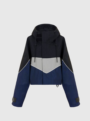 W-KOON, Blue/Grey - Winter Jackets