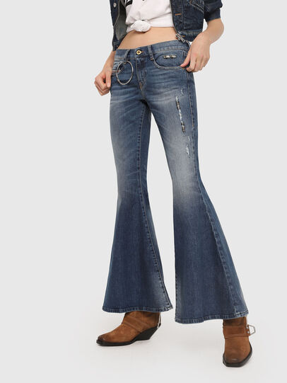 Diesel - D-Ferenz 081AN,  - Jeans - Image 1