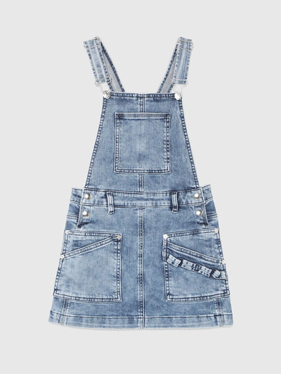 Diesel - DRIDGEX, Light Blue - Dresses - Image 1
