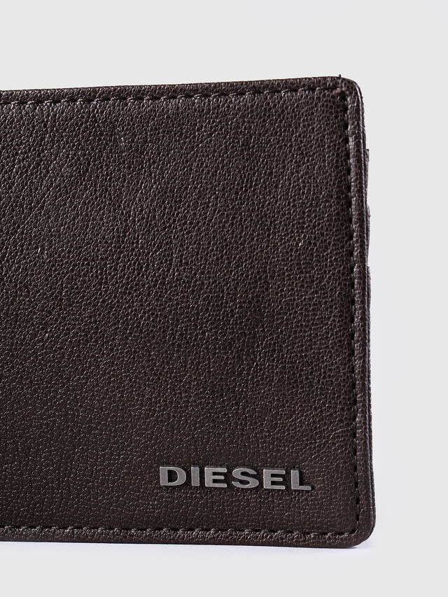 Diesel - JOHNAS I, Dark Brown - Card cases - Image 3
