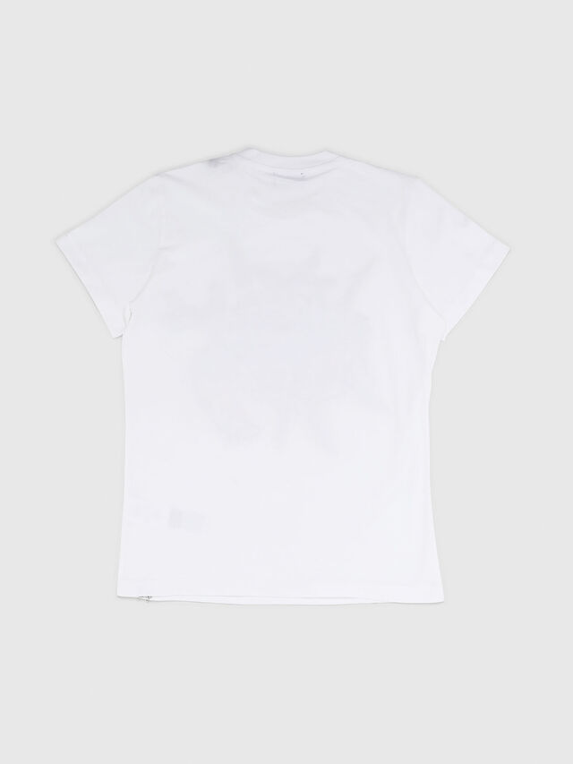 Diesel - TDIEGOFLX, White - T-shirts and Tops - Image 2