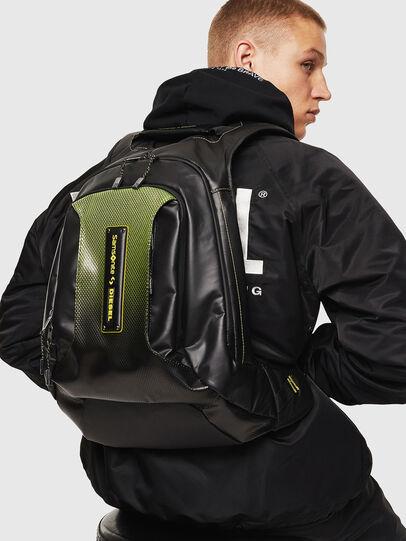 Diesel - KA2*69002 - PARADIVE, Black/Yellow - Backpacks - Image 7