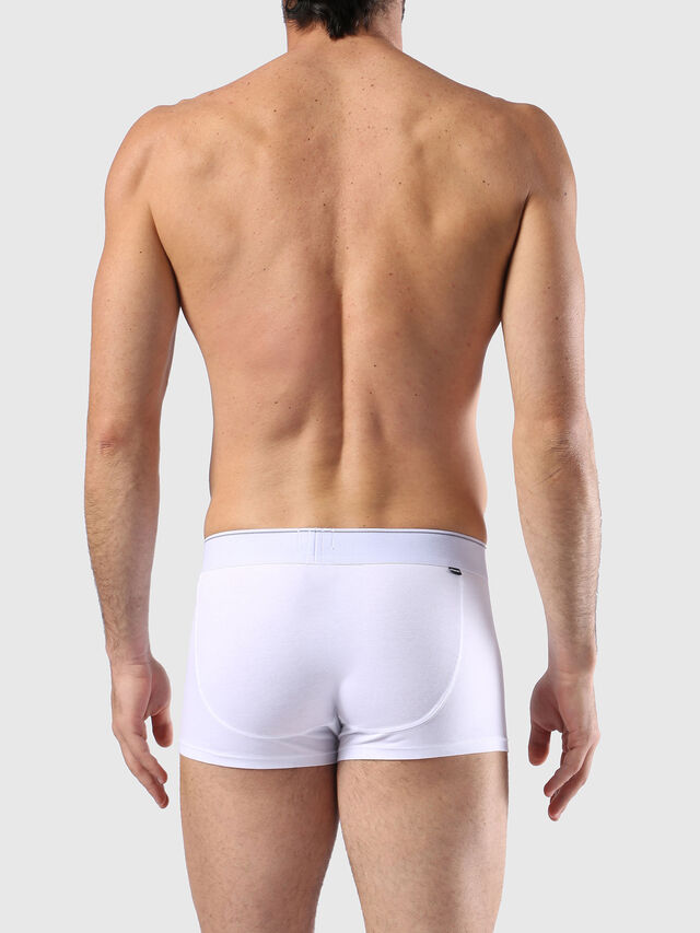 Diesel UMBX-KORYTHREEPACK, White/Black - Trunks - Image 3