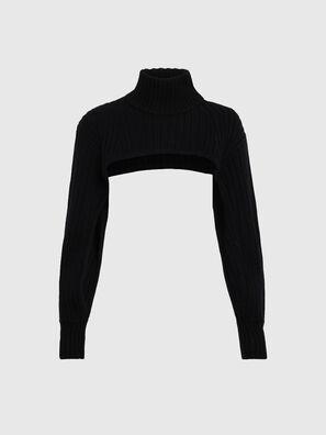 M-BENAZIR, Black - Knitwear