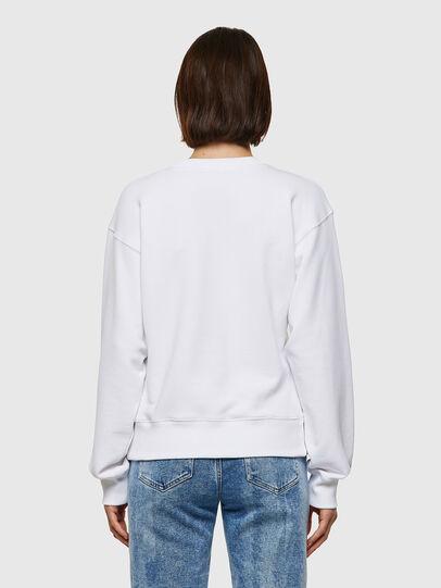 Diesel - F-LYM-C.C, White - Sweaters - Image 2
