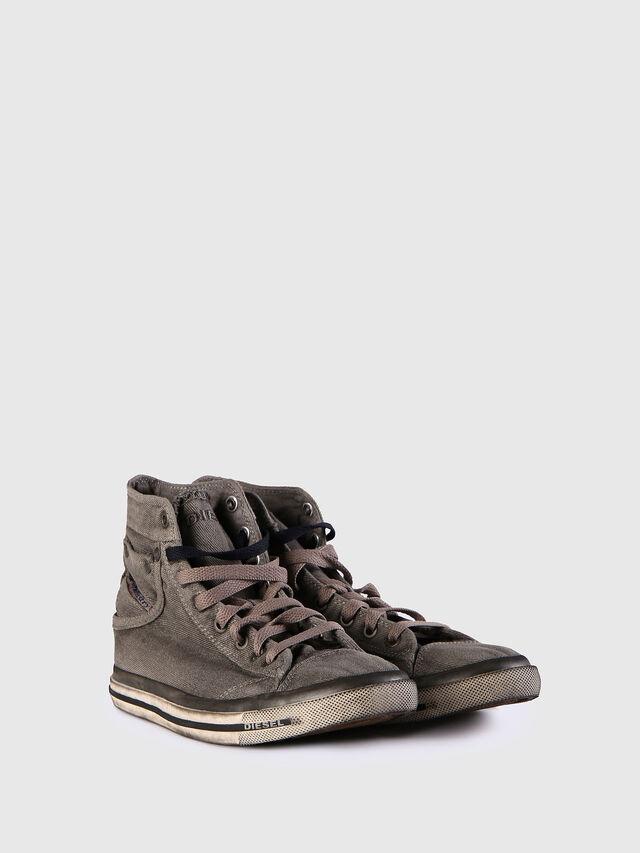 Diesel EXPOSURE IV W, Black Jeans - Sneakers - Image 2