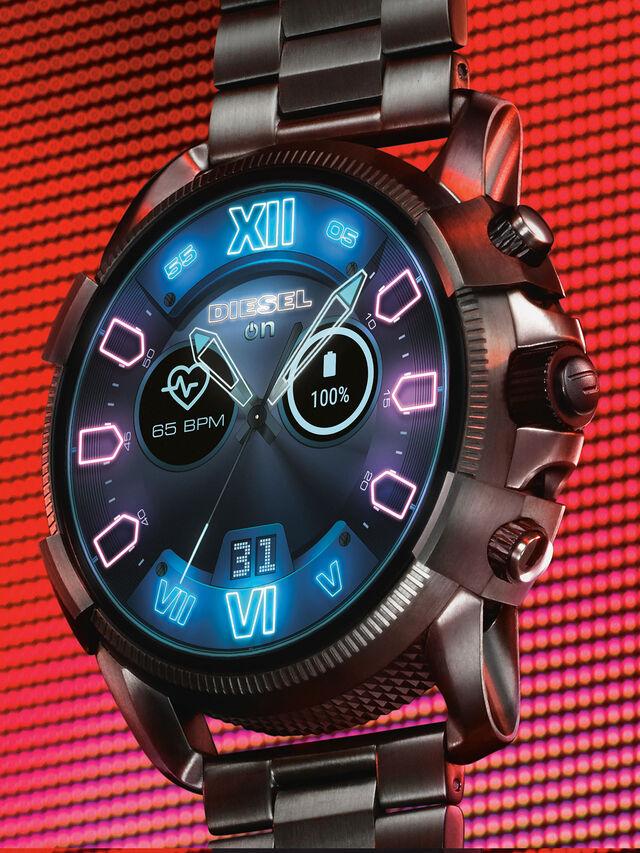 Diesel - DT2011, Silver - Smartwatches - Image 2