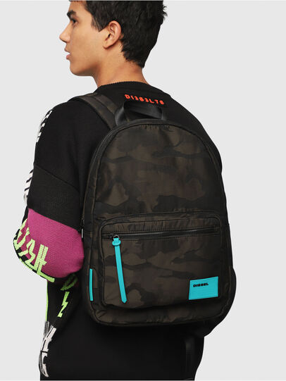 Diesel - F-DISCOVER BACK,  - Backpacks - Image 6