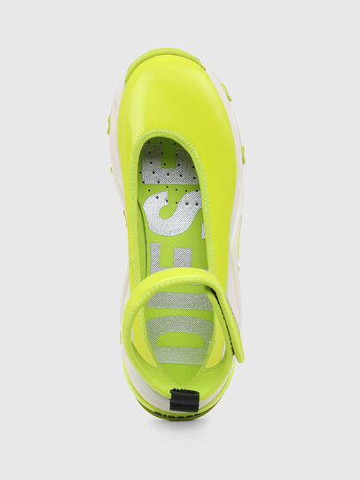 Diesel - S-HERBY BA W, Yellow - Flats - Image 6