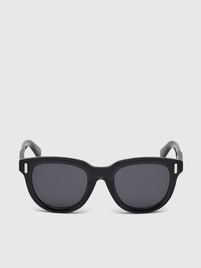 Diesel - DL0228, Black - Sunglasses - Image 1