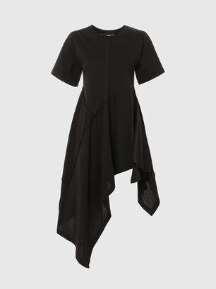 D-STORM-A1, Black - Dresses