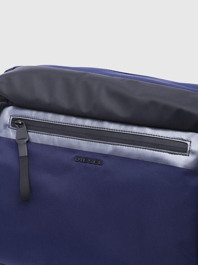 Diesel - VOLPAGO CROSSPLUS, Blue/Black - Belt bags - Image 4