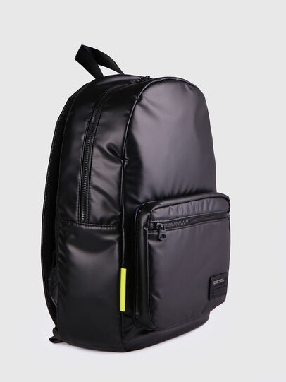 Diesel - F-DISCOVER BACK, Black - Backpacks - Image 3