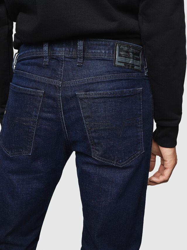 Diesel - Waykee 0860Z, Dark Blue - Jeans - Image 4