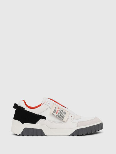 Diesel - S-LE RUA ON, White - Sneakers - Image 1