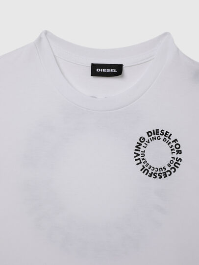 Diesel - TDIEGOSX46, White - T-shirts and Tops - Image 3