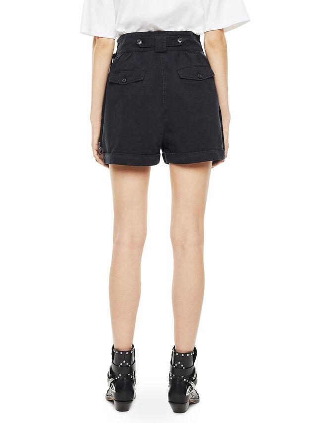 Diesel - SIMONY, Black - Shorts - Image 2