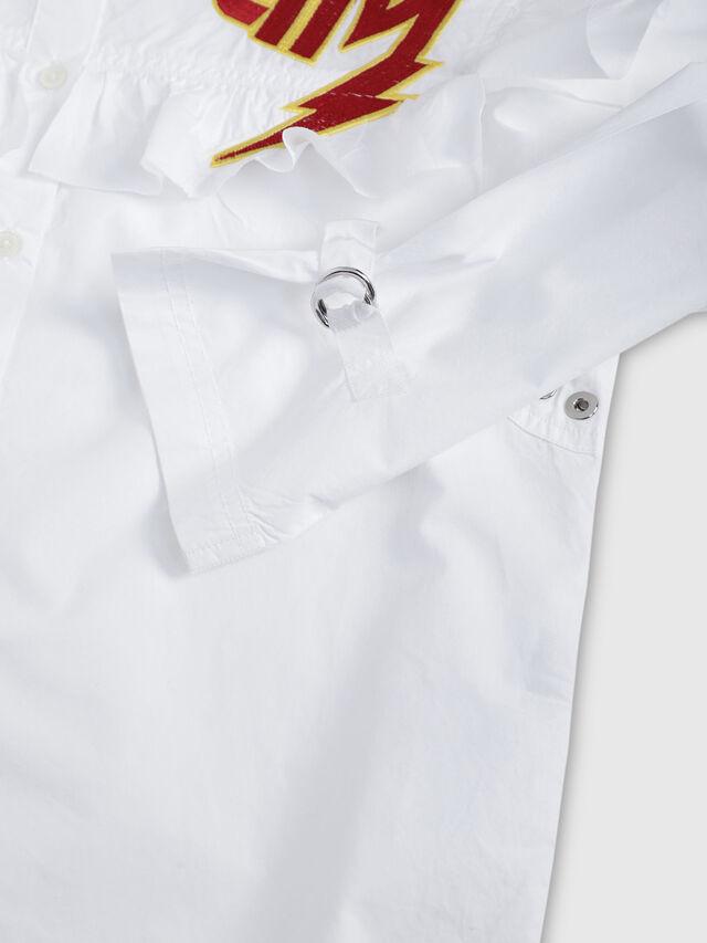 Diesel - CBUL, White - Shirts - Image 3