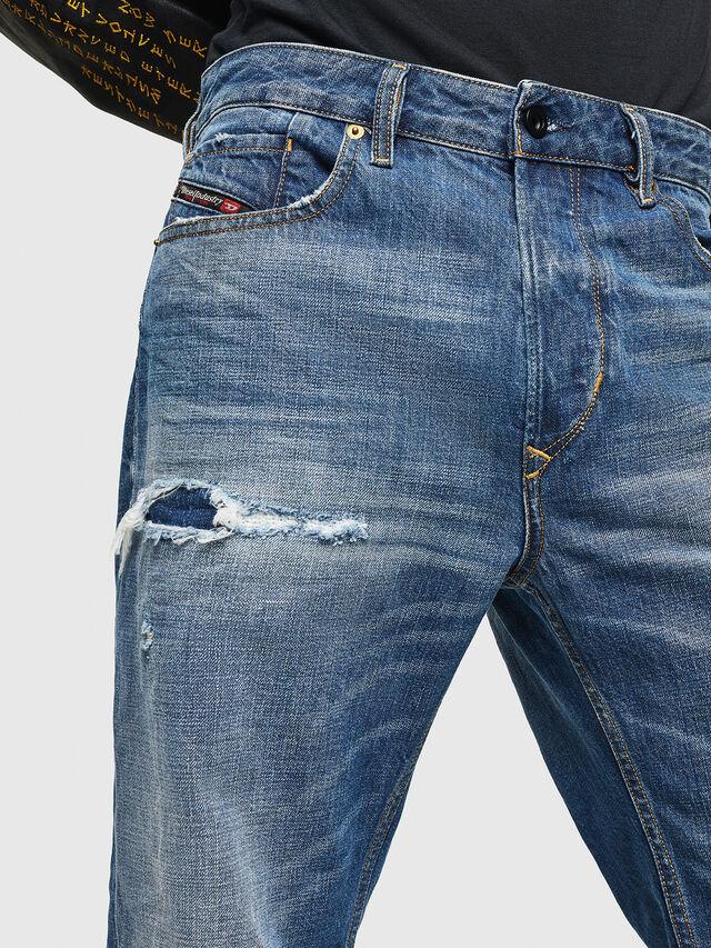 Diesel - D-Kodeck 080AH, Medium blue - Jeans - Image 3