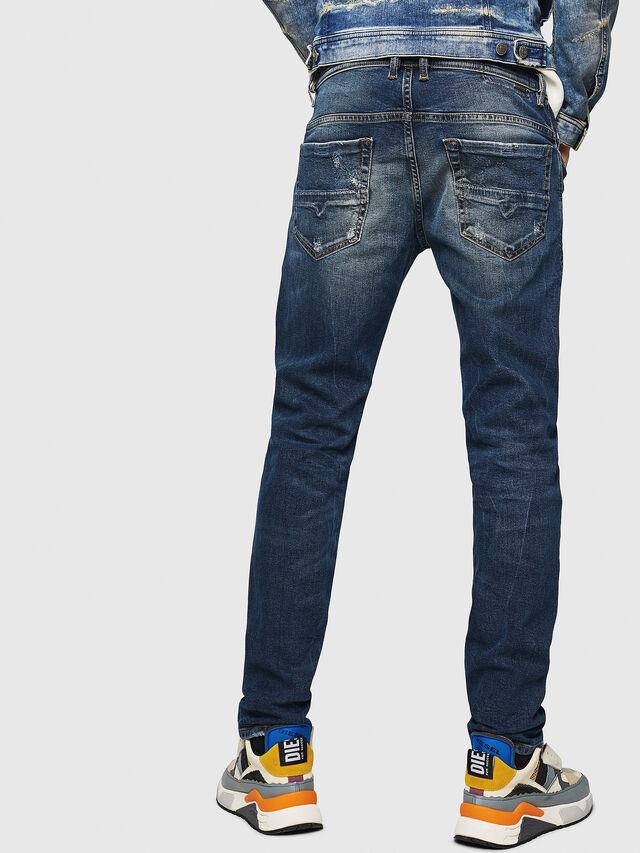 Diesel - Thommer 083AC, Dark Blue - Jeans - Image 2
