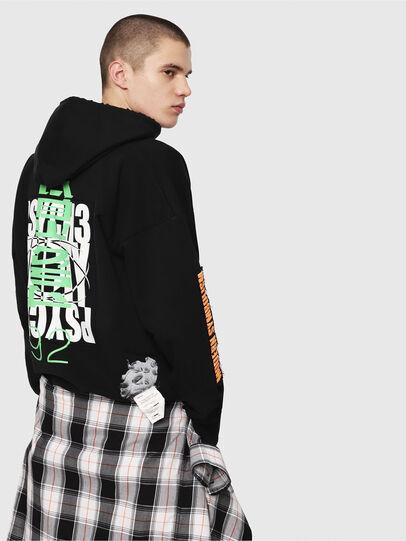 Diesel - S-ALBY-HOOD-Y1,  - Sweaters - Image 2