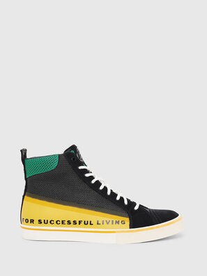 S-DVELOWS MID, Multicolor/Black - Sneakers