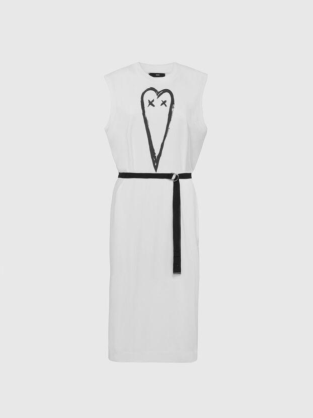 D-FAIRY, White - Dresses
