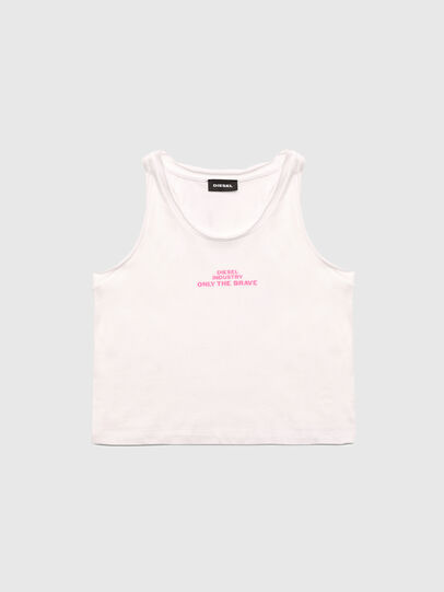 Diesel - TYLLINA, White - T-shirts and Tops - Image 1